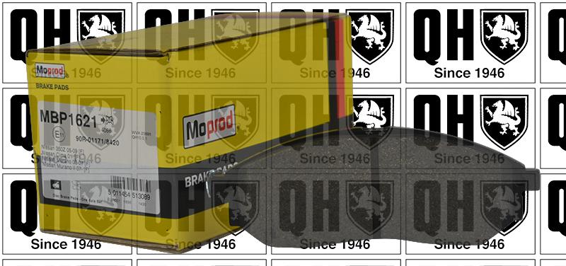 Brake Pads Set fits INFINITI EX37 3.7 Front 2008 on Hatchback MBP1621 QH New