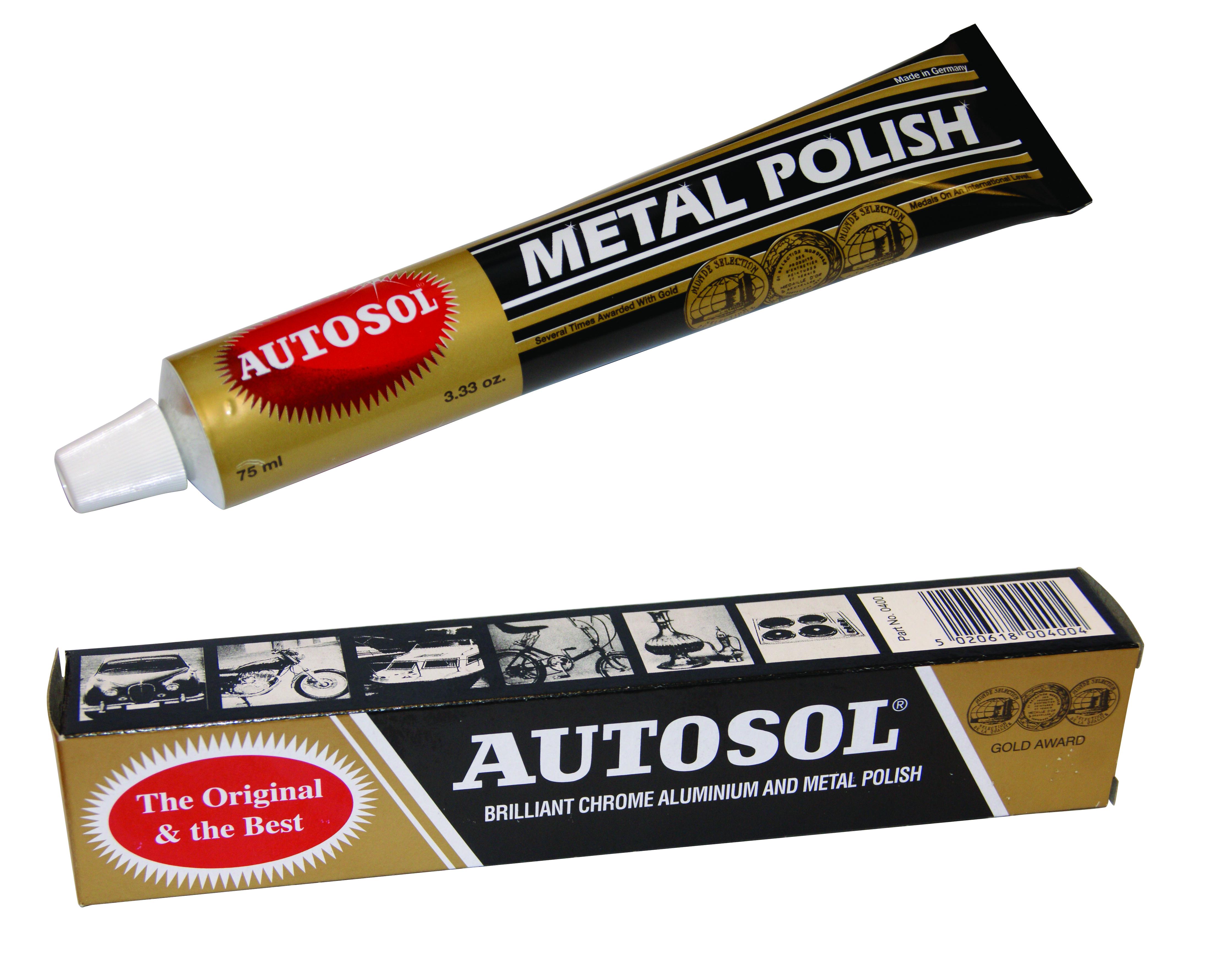 autosol paste tube 75ml 0400b polish. Black Bedroom Furniture Sets. Home Design Ideas