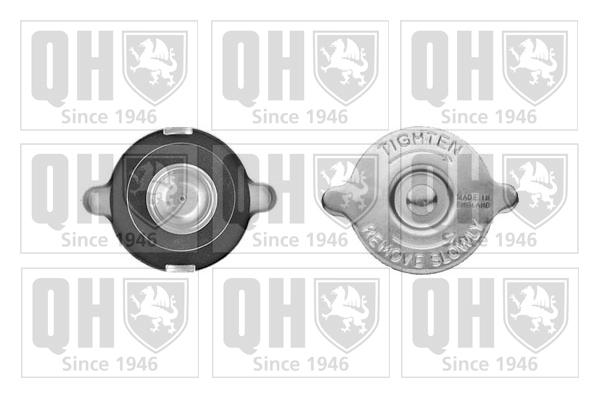 Radiator Cap FC43A Quinton Hazell New