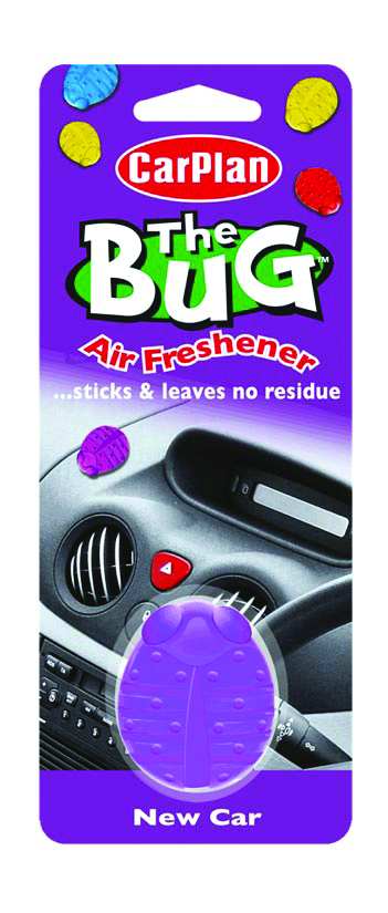 Bug A-Freshener New Car AIR071 Tetrosyl Genuine Top Quality New