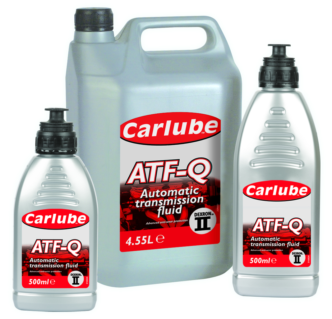 4x atf q dexron ii xat455 carlube genuine top quality new. Black Bedroom Furniture Sets. Home Design Ideas